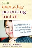 Cover art for THE EVERYDAY PARENTING TOOLKIT