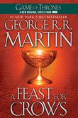 Cover art for A FEAST FOR CROWS