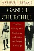 Cover art for GANDHI & CHURCHILL