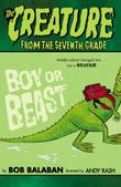 Cover art for BOY OR BEAST