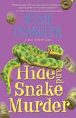 Cover art for HIDE AND SNAKE MURDER
