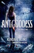 Cover art for ANTIGODDESS