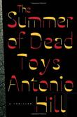 Cover art for THE SUMMER OF DEAD TOYS