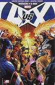 Cover art for AVENGERS VS. X-MEN
