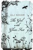 Cover art for THE GIRL WITH GLASS FEET