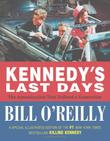 Cover art for KENNEDY'S LAST DAYS
