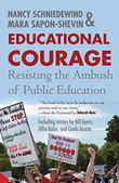 Cover art for EDUCATIONAL COURAGE