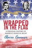 Cover art for WRAPPED IN THE FLAG