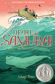 Cover art for HEART OF A SAMURAI
