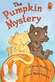 Cover art for THE PUMPKIN MYSTERY