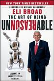 Cover art for THE ART OF BEING UNREASONABLE