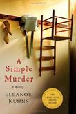 Cover art for A SIMPLE MURDER