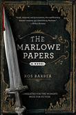 Cover art for THE MARLOWE PAPERS