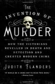 Cover art for THE INVENTION OF MURDER