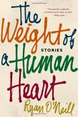 Cover art for THE WEIGHT OF A HUMAN HEART
