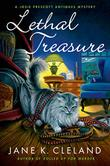 Cover art for LETHAL TREASURE