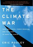 Cover art for THE CLIMATE WAR