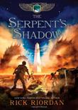 Cover art for THE SERPENT'S SHADOW