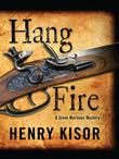 Cover art for HANG FIRE