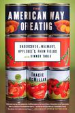 Cover art for THE AMERICAN WAY OF EATING