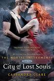 Cover art for CITY OF LOST SOULS