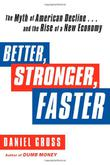 Cover art for BETTER, STRONGER, FASTER