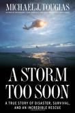 Cover art for A STORM TOO SOON