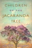 Cover art for CHILDREN OF THE JACARANDA TREE