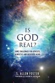 Cover art for IS GOD REAL?