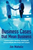 Cover art for Business Cases that Mean Business