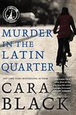 Cover art for MURDER IN THE LATIN QUARTER