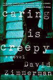 Cover art for CARING IS CREEPY