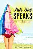 Cover art for PALE GIRL SPEAKS