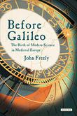 Cover art for BEFORE GALILEO