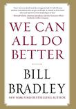 Cover art for WE CAN ALL DO BETTER