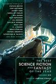 Cover art for THE BEST SCIENCE FICTION AND FANTASY OF THE YEAR