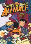 Cover art for THE SECRET SCIENCE ALLIANCE AND THE COPYCAT CROOK