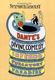 Cover art for DANTE'S DIVINE COMEDY