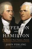 Cover art for JEFFERSON AND HAMILTON