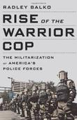 Cover art for RISE OF THE WARRIOR COP