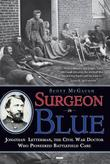 Cover art for SURGEON IN BLUE
