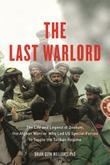 Cover art for THE LAST WARLORD