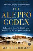 Cover art for THE ALEPPO CODEX