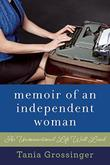 Cover art for MEMOIR OF AN INDEPENDENT WOMAN