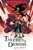 Cover art for TAKESHITA DEMONS