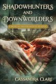 Cover art for SHADOWHUNTERS AND DOWNWORLDERS