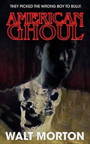 Cover art for AMERICAN GHOUL