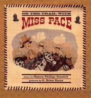 Cover art for ON THE TRAIL WITH MISS PACE