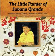 Book Cover for THE LITTLE PAINTER OF SABANA GRANDE