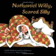 Book Cover for NATHANIEL WILLY, SCARED SILLY